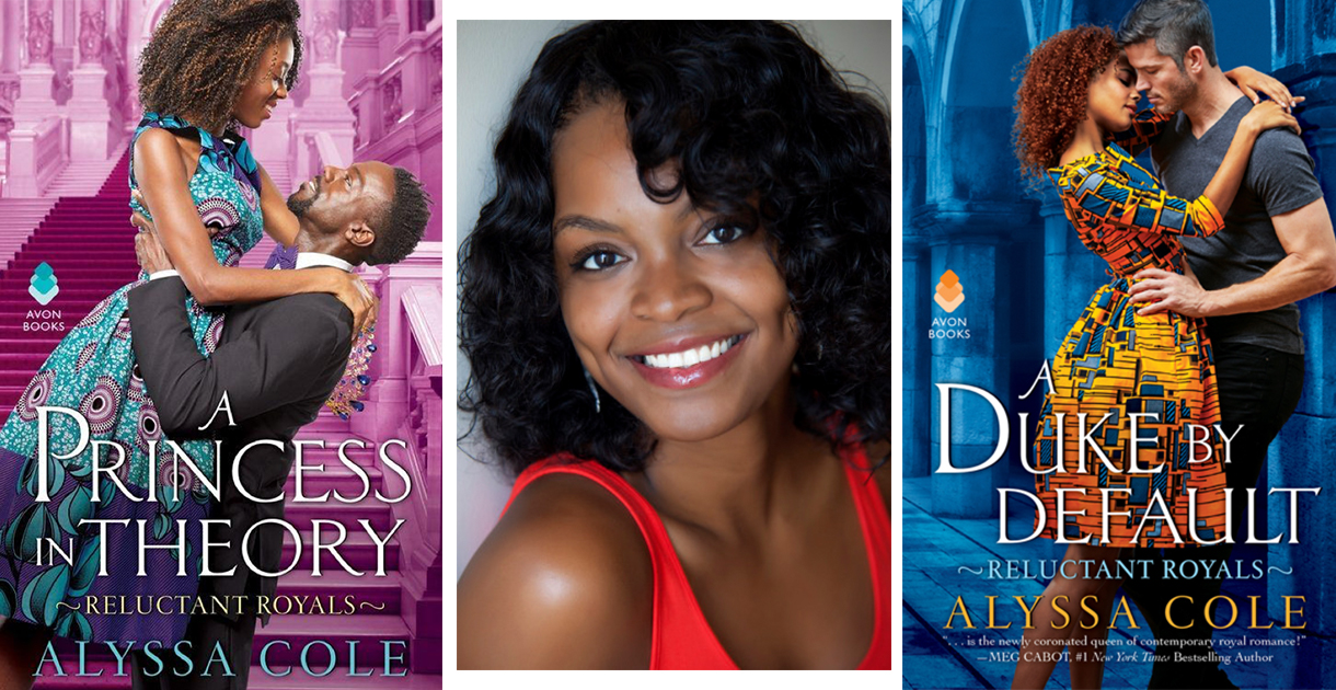 An Open Love Letter to Alyssa Cole's Books - Frolic
