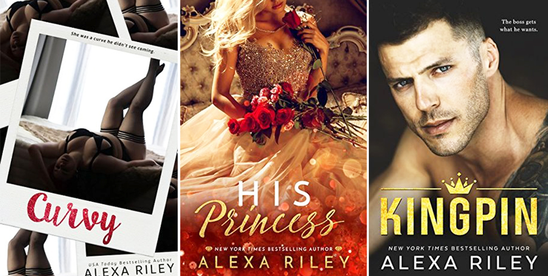 Uncovered Erotica Author Duo Alexa Riley Interviews Each Other For
