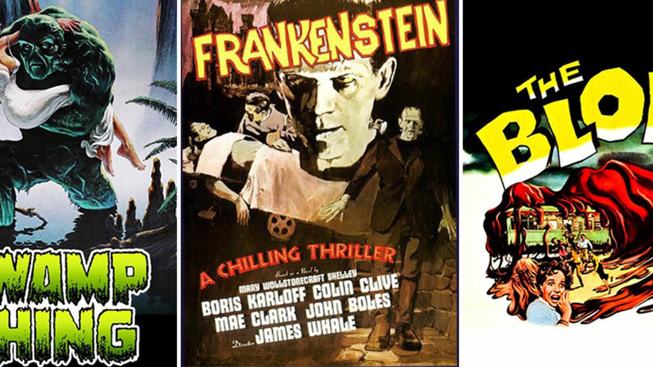 5 Classic Creature Features That Are Love Stories In