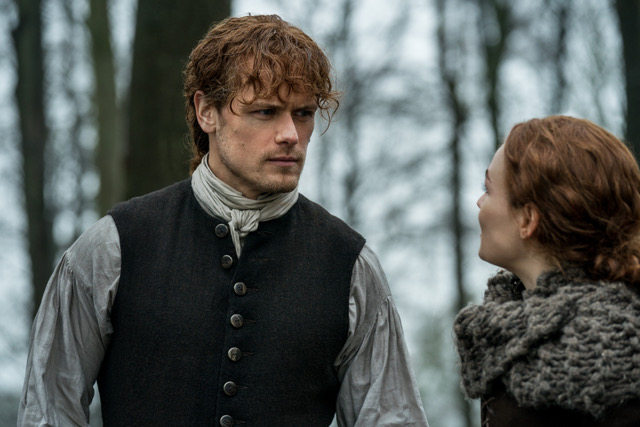 Sam Heughan is Using Instagram Story And It's Everything To Us - Frolic