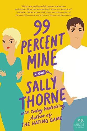99 Precent Mine by Sally Thorne