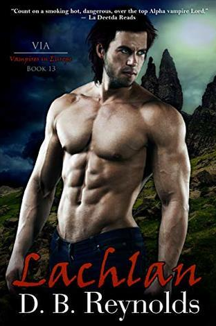 Lachlan by D. B. Reynolds