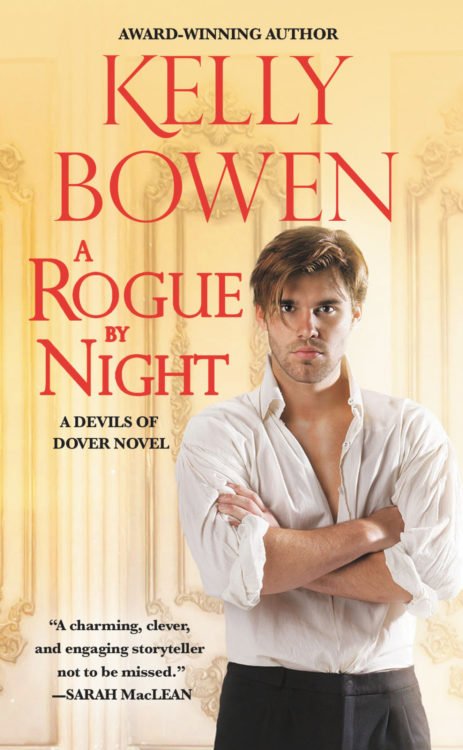 A Rouge by Night by Kelly Bowen