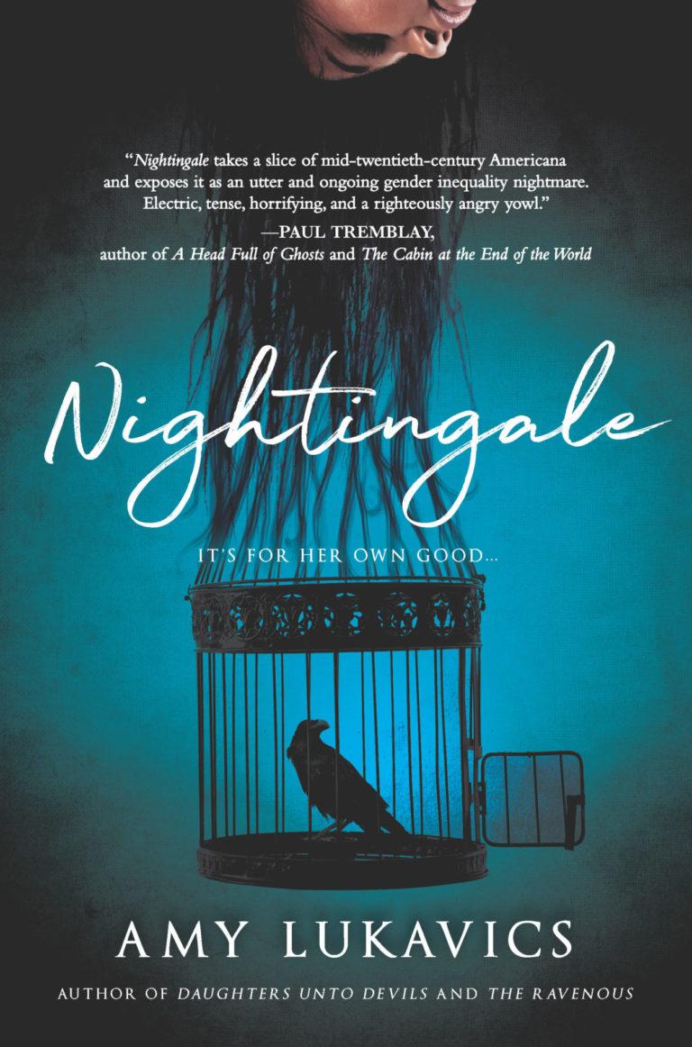 Nightingale by Amy Lukavics