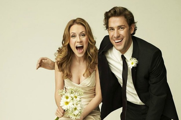 Love In The Time Of Netflix: A Romance Writer's Guide to the Best Ships on Television. Jim & Pam