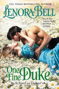 One Fine Duke: School for Dukes by Lenora Bell