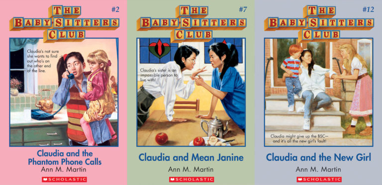 The Babysitter's Club Books