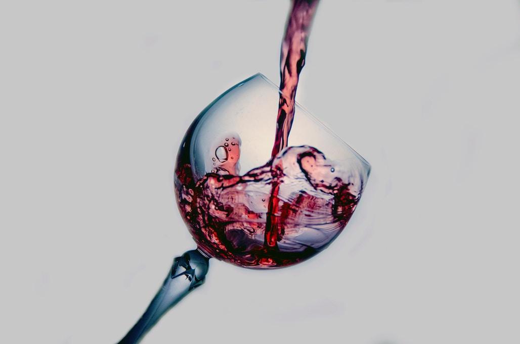 Modern Love Poems Red Wine