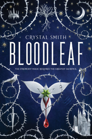 BLOODLEAF final cover