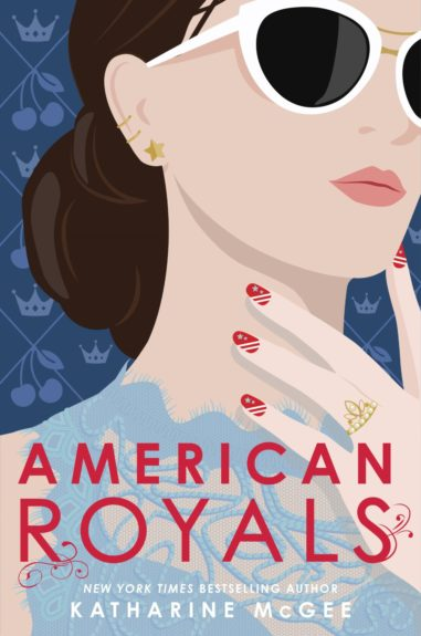 American Royals FRONT COVER.indd