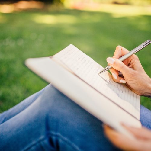 Creative Writing Can Heal