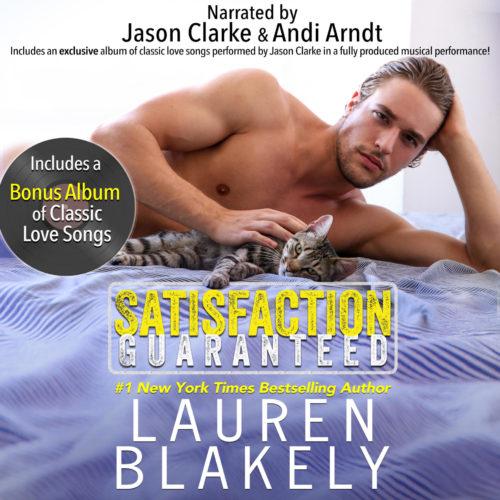 Satisfaction Guaranteed by Lauren Blakely