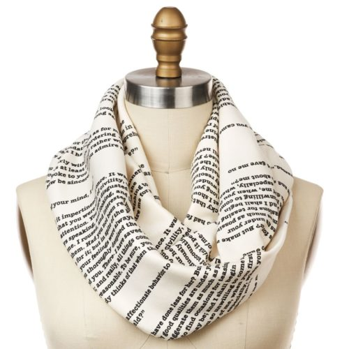 P&P scarf