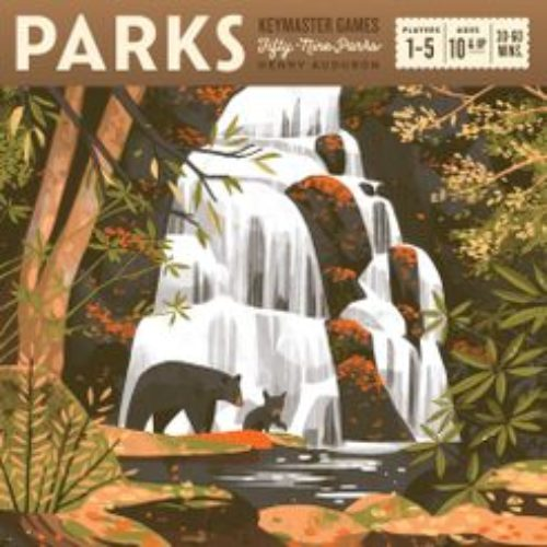 Parks the Perfect Date Night Board Game