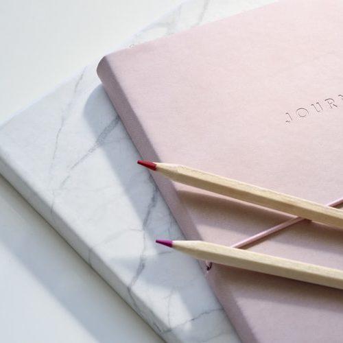 Pink Journals