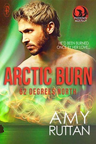 Arctic Burn by Amy Ruttan