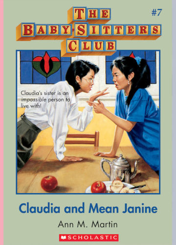 The Babysitter's Club Books