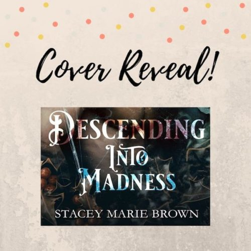 Descending Into Madness Cover Reveal