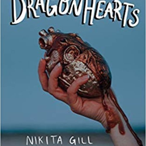 Dragon Hearts by Nikita Gill, Amanda Lovelace, and Trista Mateer