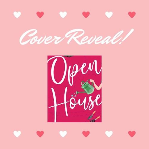Open House Cover Reveal